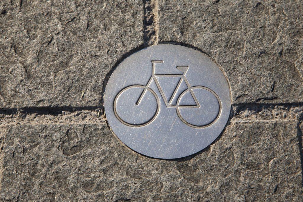 cómo usar la bici
