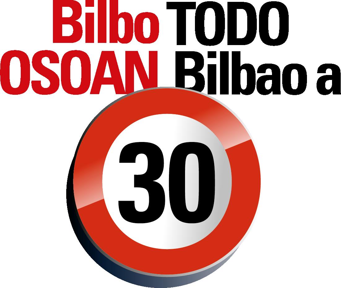 Todo Bilbao a 30